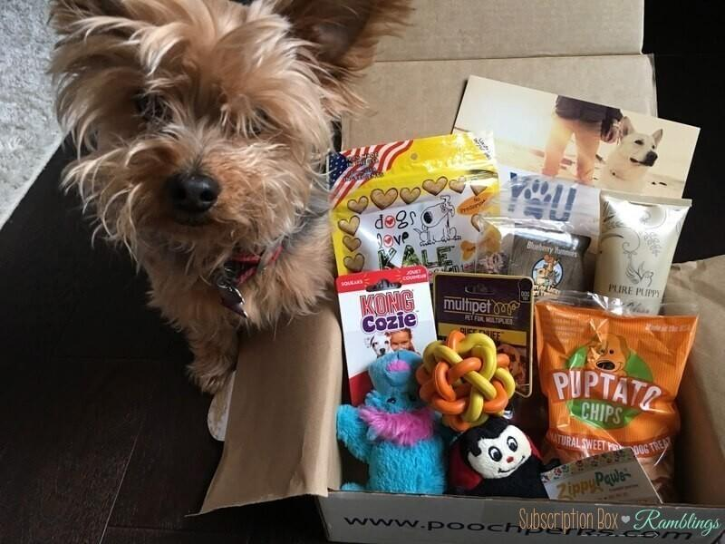 Pooch Perks Review January 2017 + Coupon Code