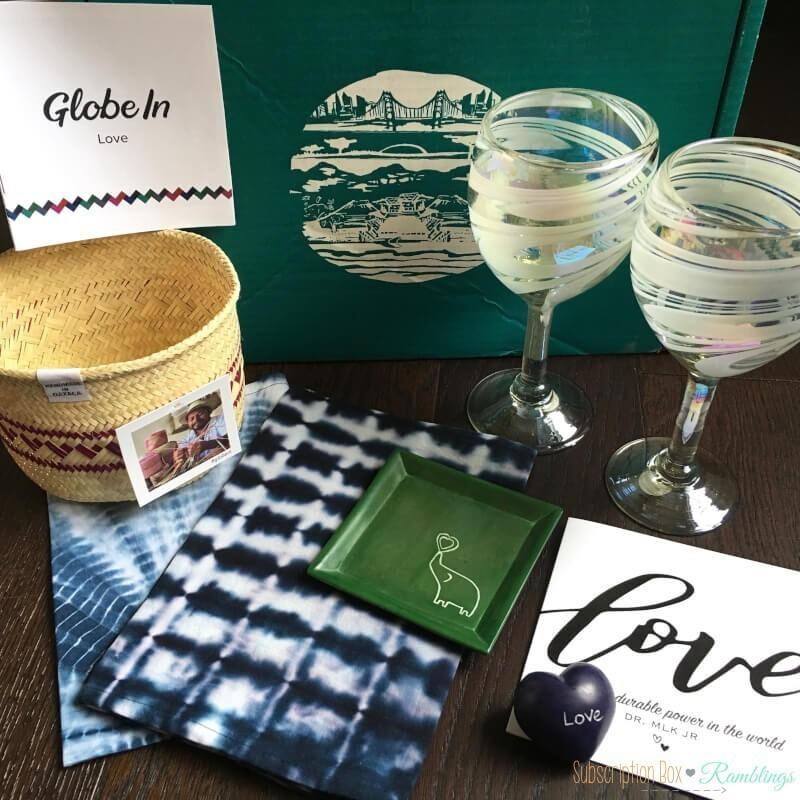 GlobeIn Artisan Subscription Box Review + Coupon Code – January 2017