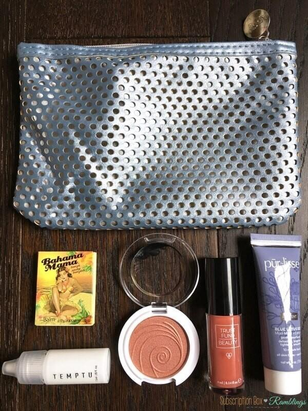 ipsy Review January 2017 Subscription Box