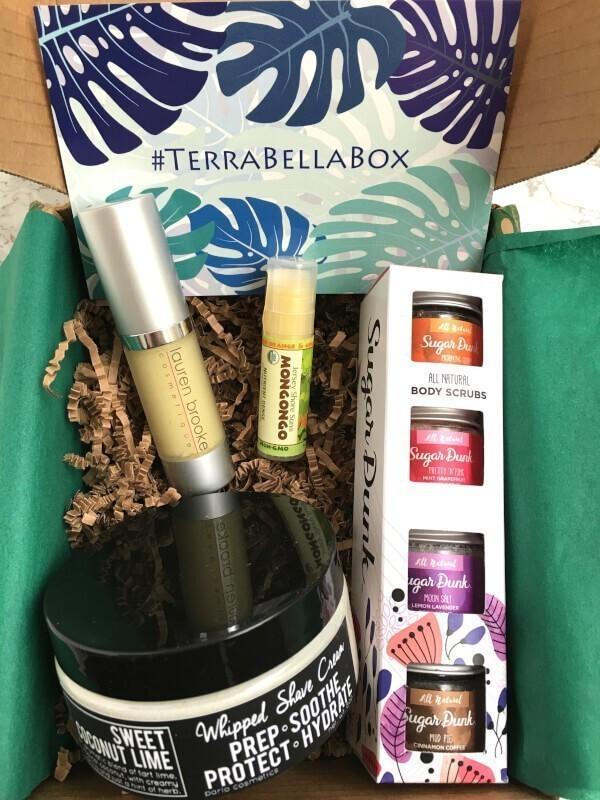 Terra Bella Box Review January 2017
