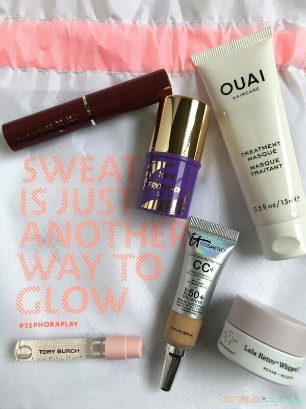 Play! by Sephora Review – January 2017