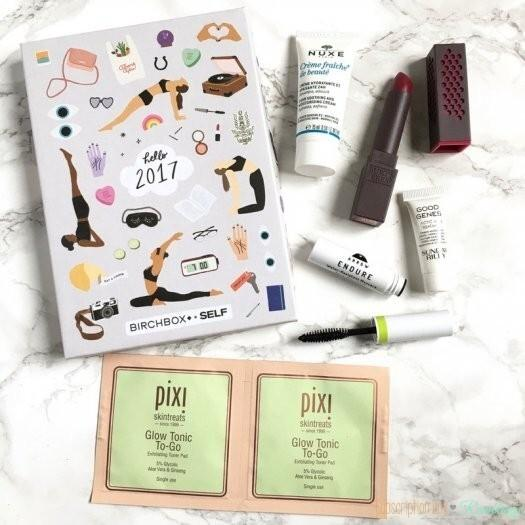 Birchbox Review + Coupon Codes - January 2017
