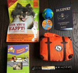 BarkBox Subscription Box Review January 2017 + Coupon Code