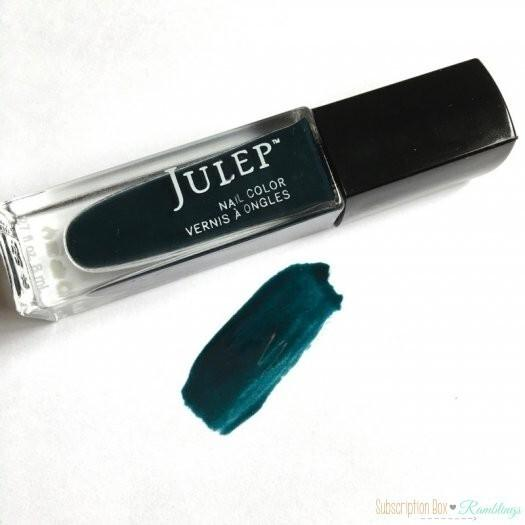 Julep Subscription Box Review + Coupon Code - January 2017