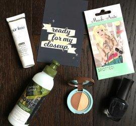 Beauty Box 5 Review + Free Eyeshadow - January 2017
