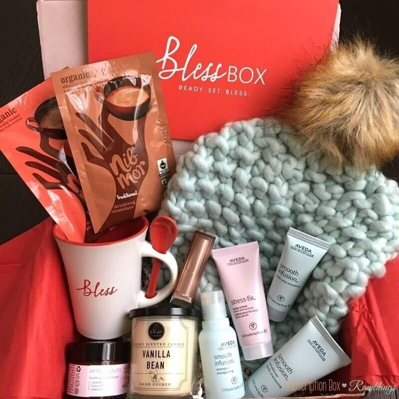 Bless Box Review – December 2016