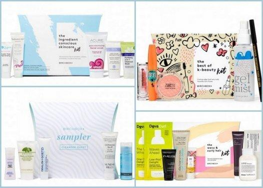 Birchbox Coupon Code - Free Kits with $50+ Purchase