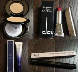 Wantable Makeup Review January 2017 Subscription Box