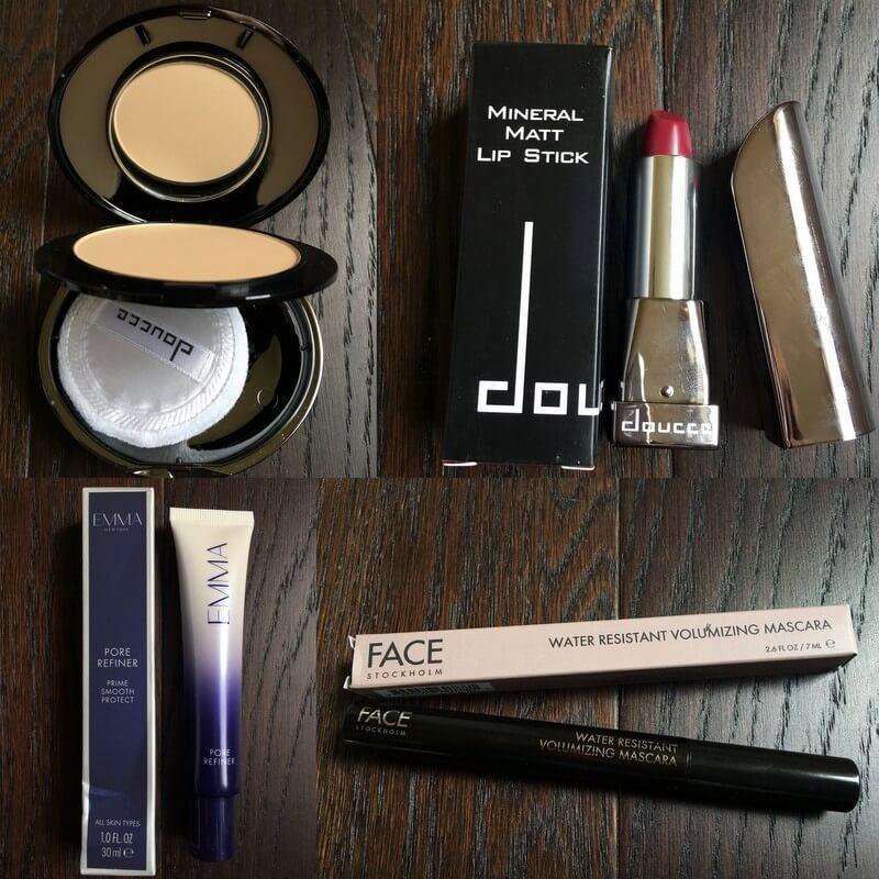 Wantable Makeup Review - January 2017 - Subscription Box Ramblings