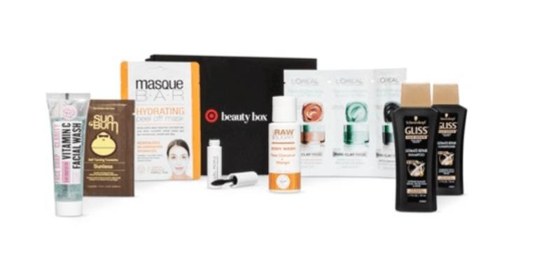 February 2017 Target Beauty Box – On Sale Now