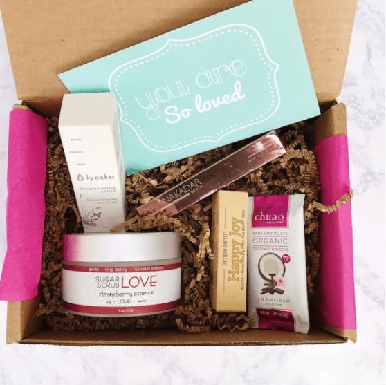 Ecocentric Mom Special Edition Valentine's Edition Box