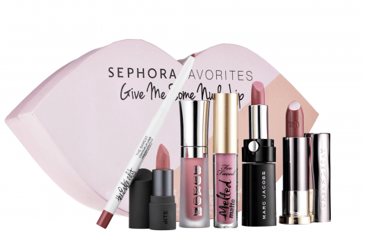 Sephora Favorites Give Me Some Nude Lip – Now Available!!!