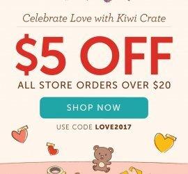 Kiwi coupons code