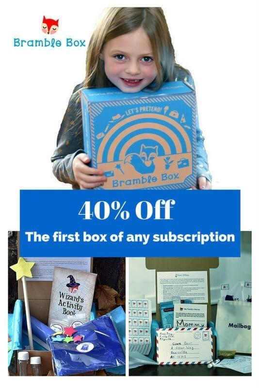 Bramble Box Coupon Code – Save 40% Off Your First Box!
