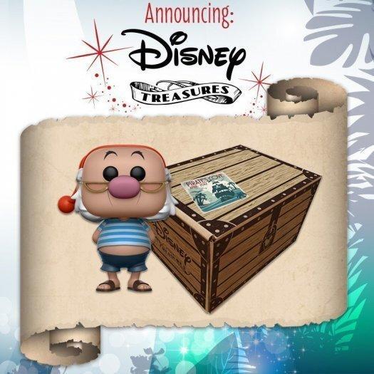 Disney Treasures: New Funko + Disney Subscription Box!