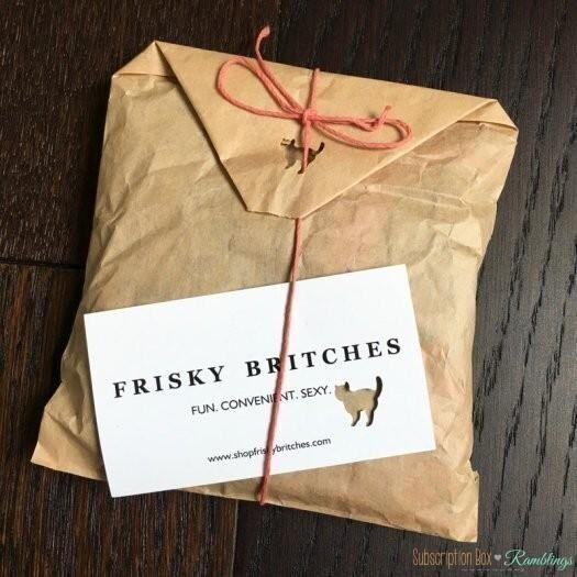 Frisky Britches Review - January 2017