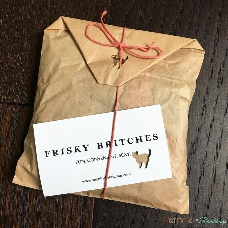 Frisky Britches Review – January 2017