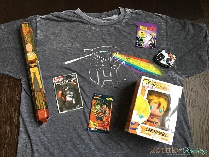 Powered Geek Box Review – January 2017