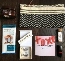 POPSUGAR Must Have Box Review + Coupon Code - February 2017