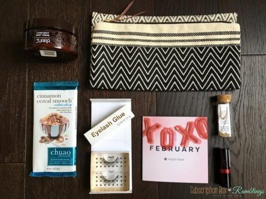 POPSUGAR Must Have Box Review + Coupon Code – February 2017