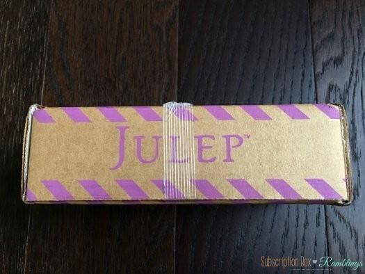 Julep Subscription Box Review + Coupon Code - February 2017