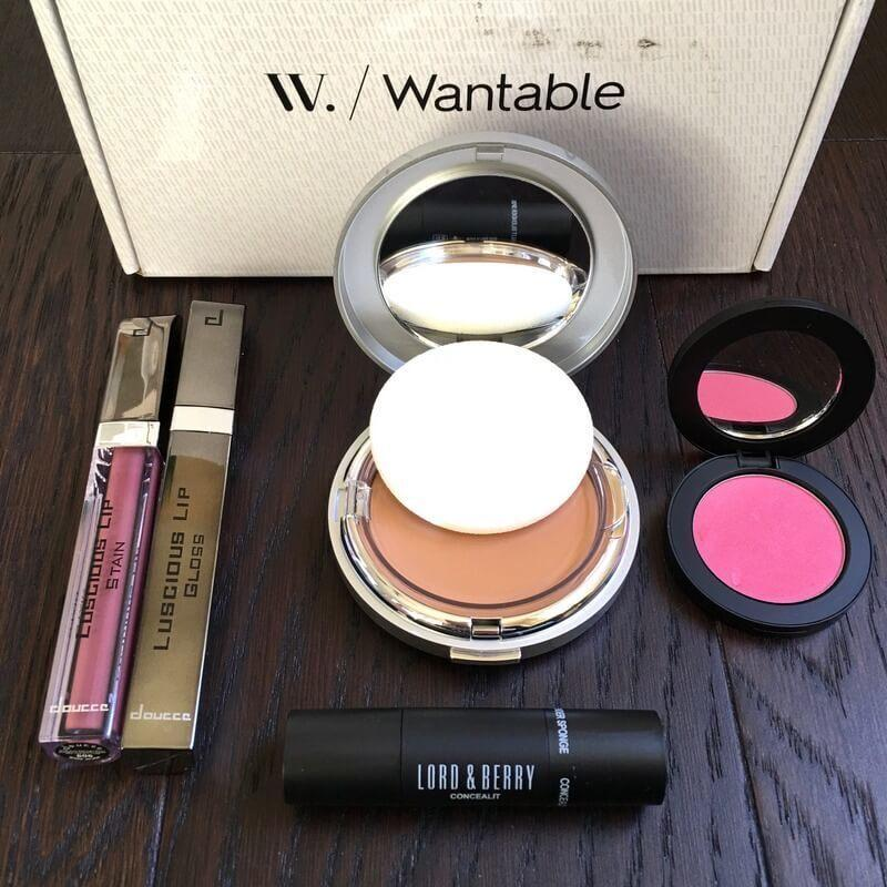 Wantable Makeup Review – February 2017