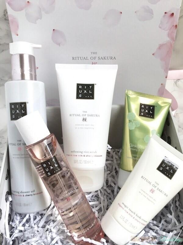 GLOSSYBOX Review – GLOSSYBOX + Rituals Limited Edition Box Review
