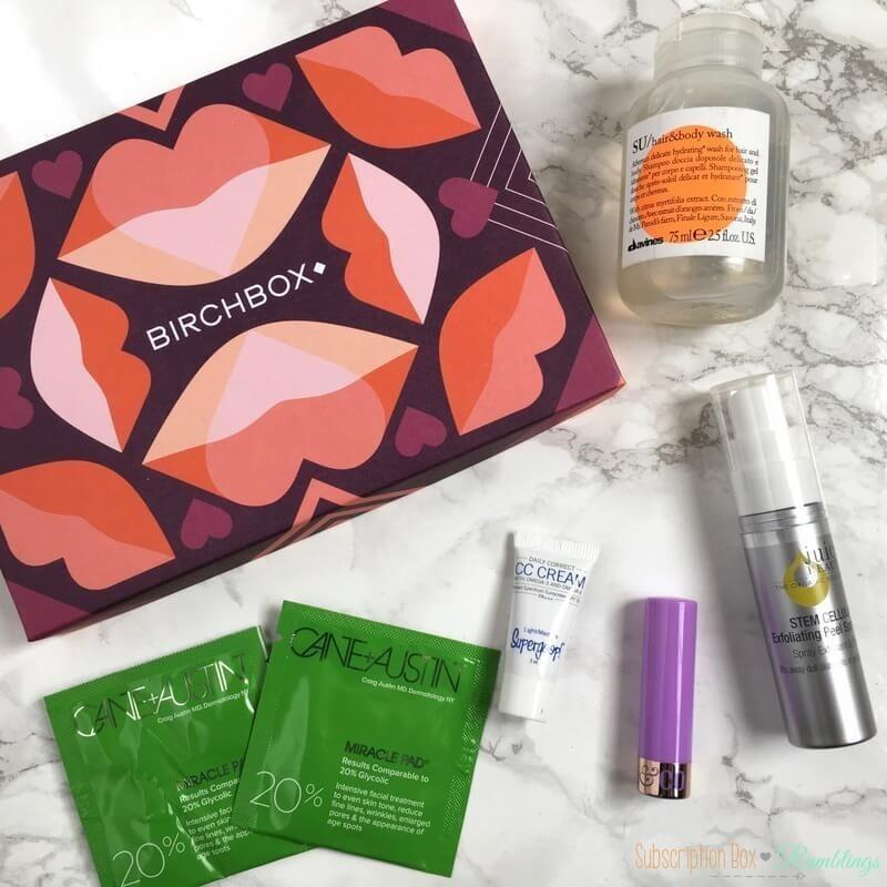 Birchbox Review  + Coupon Code – February 2017