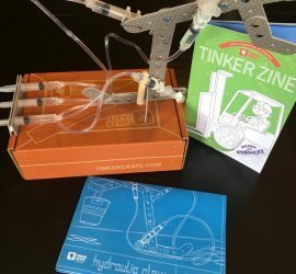 Tinker Crate Subscription Box Review + Coupon Code - February 2017