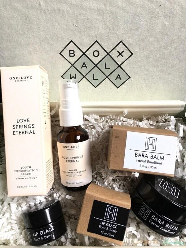 BOXWALLA Beauty Box Review – February 2017