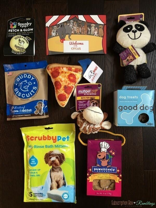 Pooch Perks Review – March 2017