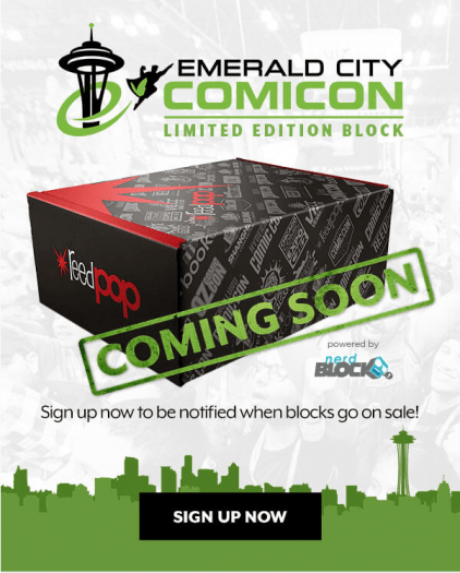 Nerd Block - The ECCC Limited Edition Block Coming Soon!