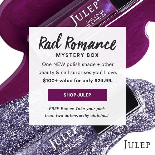 Julep Rad Romance Mystery Box!