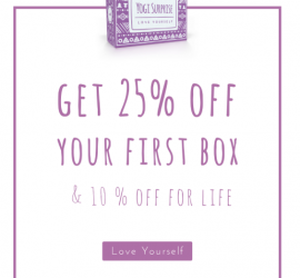 Yogi Surprise Coupon Code - 25% Off February Box + 10% Off for Life
