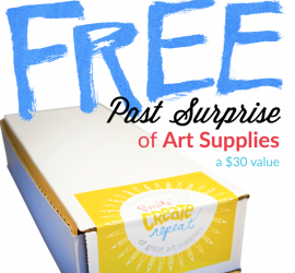 Smile Create Repeat - Free Bonus Box with New 6 or 12-Month Subscriptions