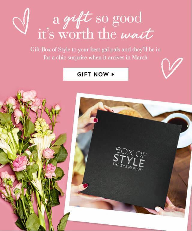 Rachel Zoe Box of Style Galentine's Gift Coupon Code!