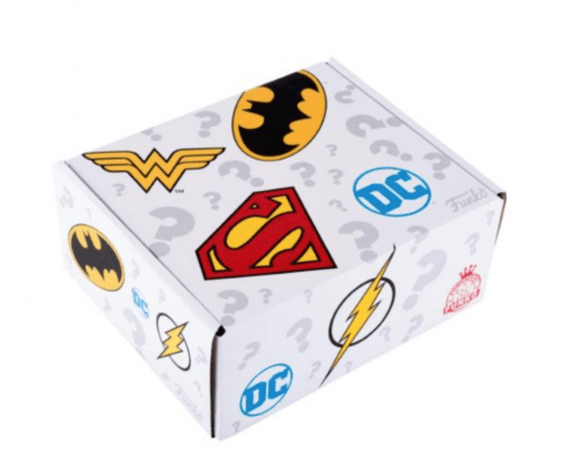 Funko DC Comics Mystery Box Walmart Exclusive – On Sale for $13.55