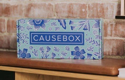 CAUSEBOX Spring 2017 Spoiler # 2 + Welcome Box Coupon Code