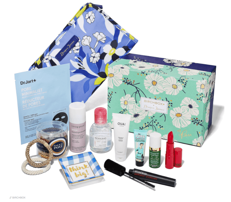 Birchbox + Draper James Limited Edition Box – On Sale Now + Coupon Codes