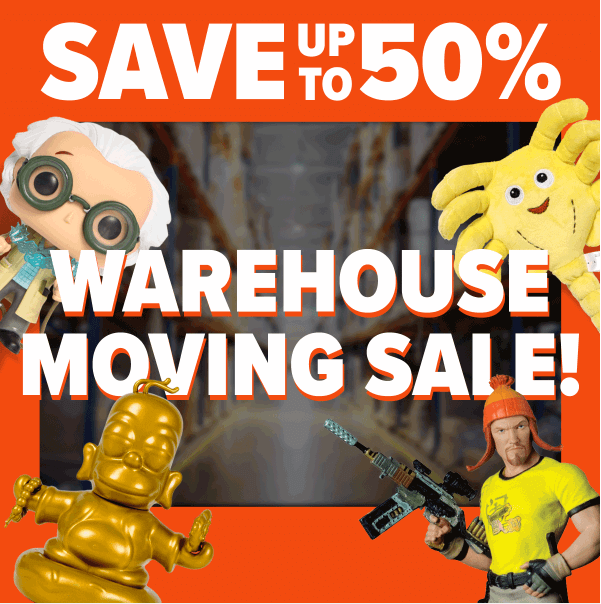 Loot Vault Moving Sale Save Up To 50 Off