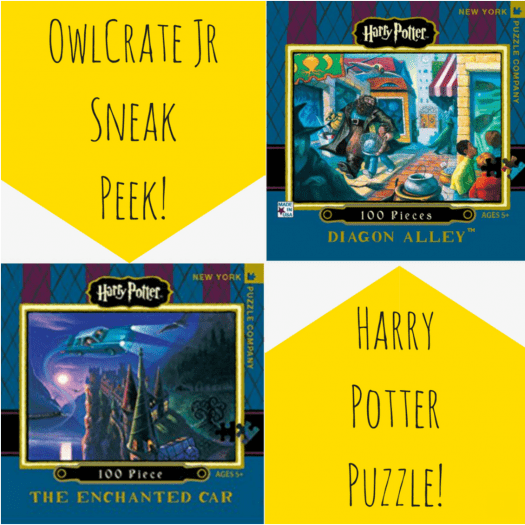 OwlCrate Jr. March 2017 Theme / Spoilers + Coupon Code