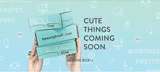 Beauty Box 5 June 2017 Spoiler #2