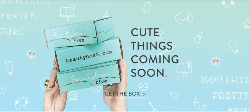Beauty Box 5 March 2017 Spoiler #2 + Free Eyeliner with Subscription
