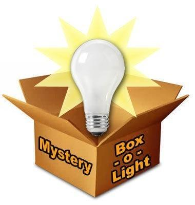 """That Daily Deal """"Mystery Box of Light"""" – On Sale Now!"""