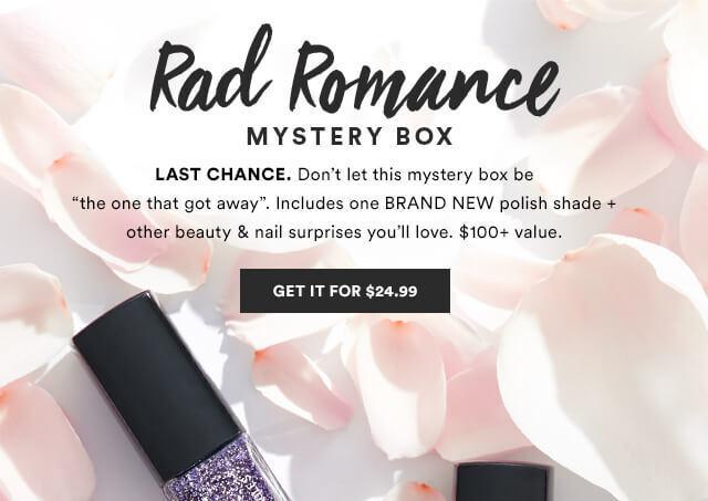 Julep Rad Romance Mystery Box (Last Chance)