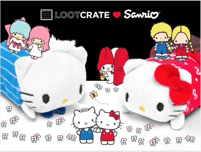 sanrio small gift crate march 2017 spoiler 2