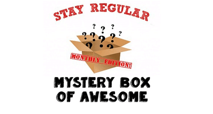 Monthly Mystery Box of Awesome – March 2017 Spoiler