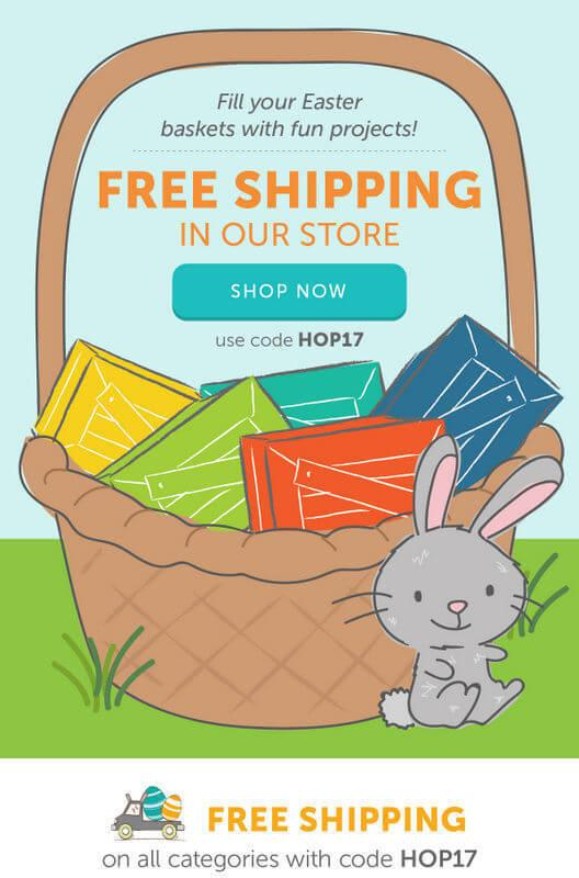 Kiwi Crate Coupon Code – Free Shipping on Shop Purchases