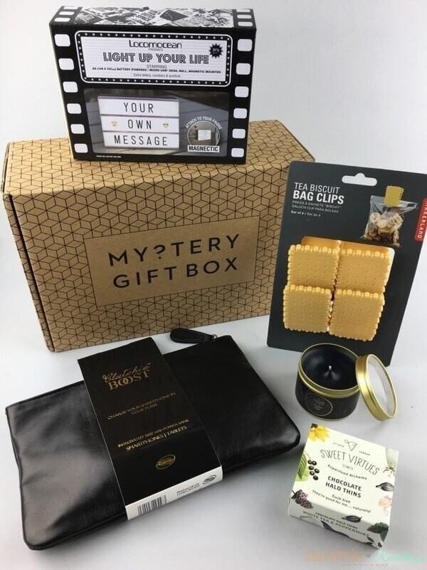 IWOOT Mystery Gift Box Review + Coupon Code
