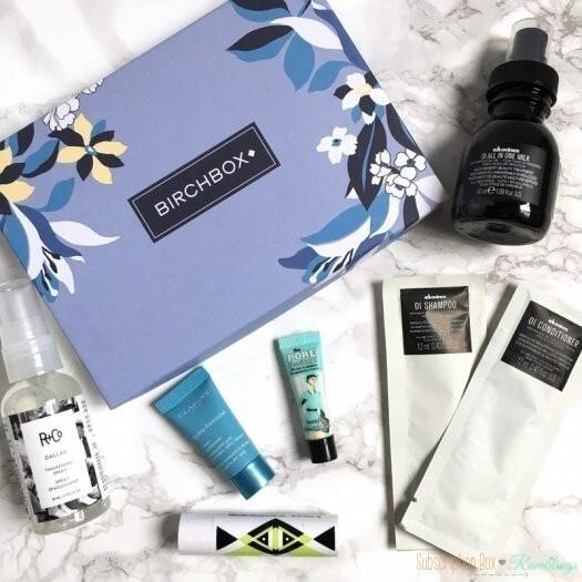 """Birchbox """"Pretty Mighty"""" Curated Box Review + Coupon Code – March 2017"""